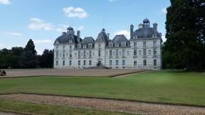 Cheverny's castle